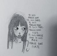 Fragile mais forte