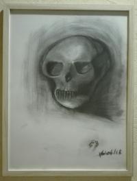 Crâne intense
