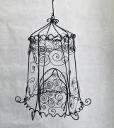 deco design : Cage deco