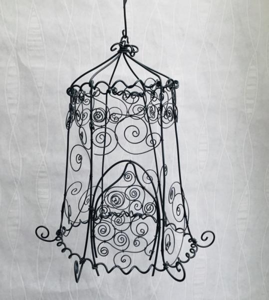 DéCO, DESIGN  - Cage deco