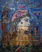 art numerique villes marianne calais mairie : Marianne et Calais