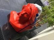 sculpture : Marianne revisitée