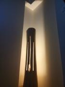 deco design lampe applique luminaire bois : applique murale
