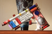 autres : le pistolet de emile dubol héros de Revel