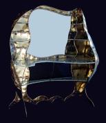 sculpture marine : COIFFEUSE MARINE