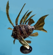 sculpture animaux : PTEROIS