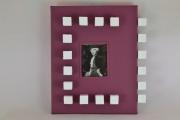 artisanat dart autres cadre photo chassis entoile travail du bois contemporain et orig : CADRE PHOTO