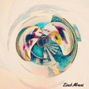 art numerique abstrait transe abstrait danse calme : Transe
