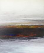 tableau abstrait bearn zen horizon biarritz : Concentration
