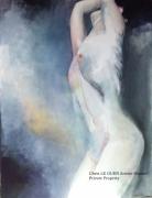 tableau nus nus peinture huile toile : N°2