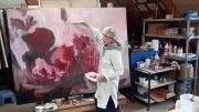 site artiste atelier - LE GUEN Christiane
