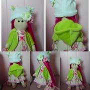 art textile mode personnages : Candice