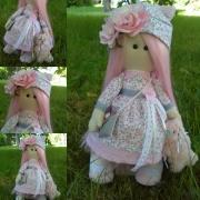 art textile mode personnages : Alexia