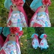 art textile mode personnages : Lola
