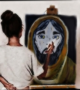 site artistes - Élisa JAU - L.