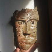 sculpture personnages dieu nature esprit foret : PAN