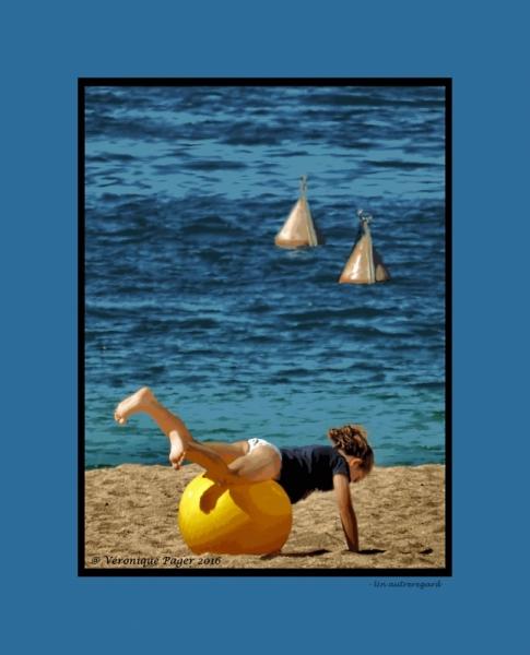 ART NUMéRIQUE enfance innocence bonheur jeux Scène de genre  - Jeux & Liberté
