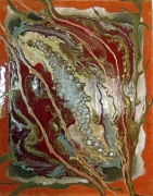 tableau abstrait : CORAIL