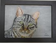 tableau animaux : Le chat de la Joconde