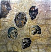 tableau autres pareidolie musee : Paréidolie au musée