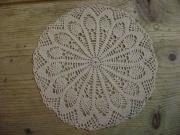 art textile mode autres etoile noËl cadeaux dentelle : napperon 4