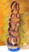 sculpture abstrait : Lyre