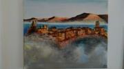 tableau paysages : Frias
