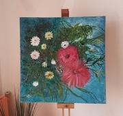 tableau fleurs : Petites fleurs