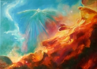 La nébuleuse du Cygne