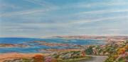 tableau paysages paysage mer ciel : Evasion