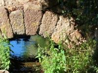 Un coin de ciel dans l'eau