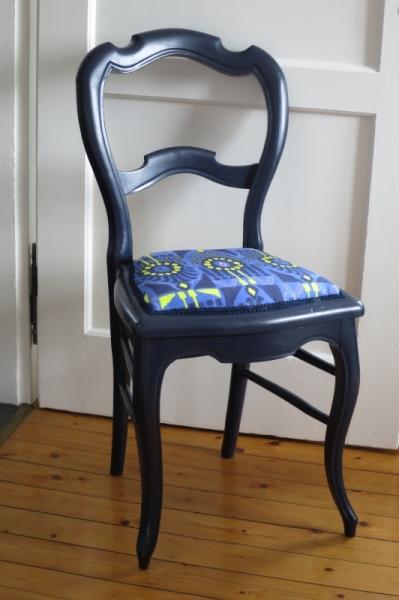 AUTRES Abstrait  - Chaise Louis Philippe