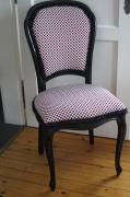 autres abstrait carreau geometrique : Chaise Louis Philippe