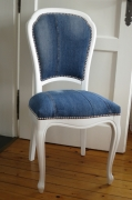 autres patchwork jean s recycle : Chaise Louis Philippe