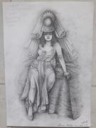 tableau pencil : Alena Belaya