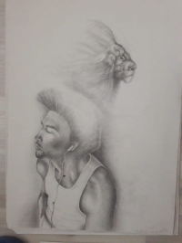 Lion in the soul