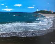 tableau paysages : Biarritz