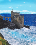 tableau paysages : Maiori, Amalfi coast