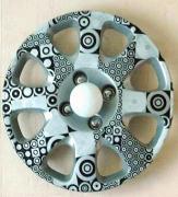 deco design abstrait luminaire applique : Applique moderne