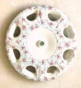 deco design fleurs luminaire applique : Applique fleurie