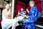 photo scene de genre ballerine paris poesie amour : Le Rotary - Acte 1
