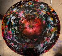 Swirl of colors