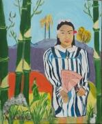 tableau personnages gauguin 1 : Ola gauguin