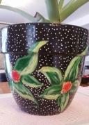 autres fleurs pot : Pot en fleurs