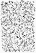 tableau abstrait peinture numerique abstraction lyrique : Composition Abstraite