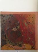 tableau personnages : Portrait d'un inconnu