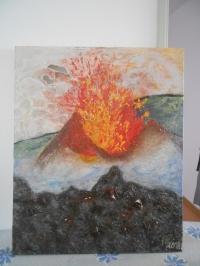 Éruption du Piton de la Fournaise 2016