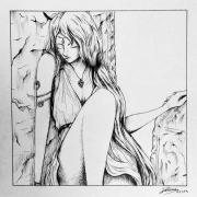 site artistes oeuvre - Séléna Mercier