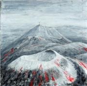 tableau paysages unesco chaine des puys puy de dome auvergne : Chaîne des Puys 30