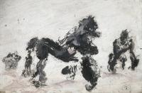 Les trois gorilles